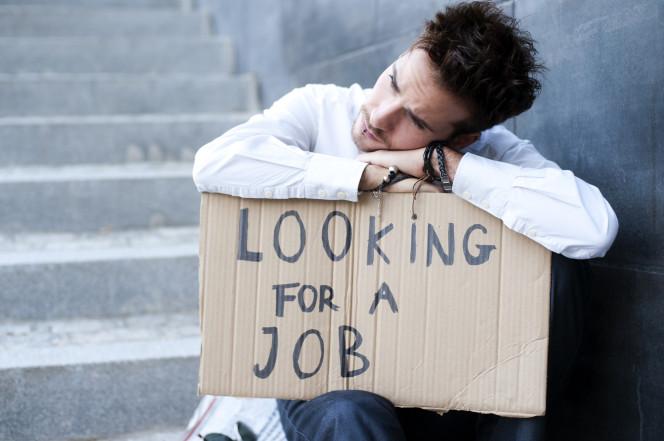 Không có sự thất bại nào của tuổi trẻ khủng khiếp bằng thất nghiệp