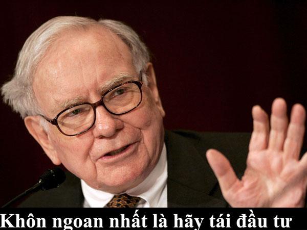 Tỷ phú Warren Buffett: 7 lời khuyên giúp bạn có 1 triệu đô la ở tuổi 31