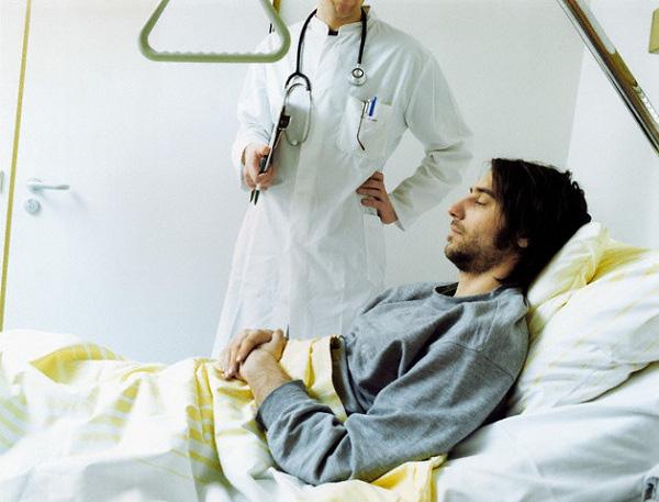 Chỉ đến khi nằm viện tôi mới hiểu điều gì là thực sự là trân quý mà bản thân cần phải gìn giữ cho cuộc sống này.