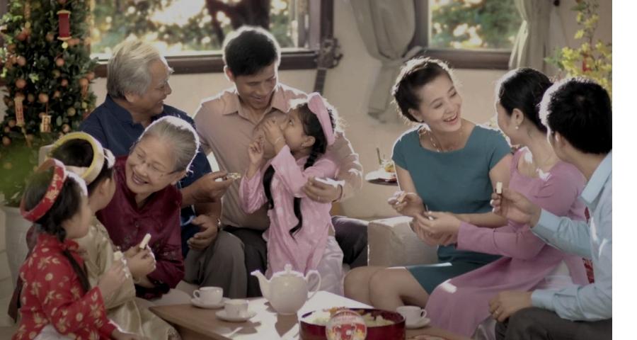 Trong nhà đoàn kết một lòng lo gì tài phú không đến, gia đình hòa thuận nghèo khó đến đâu cũng có thể làm giàu!