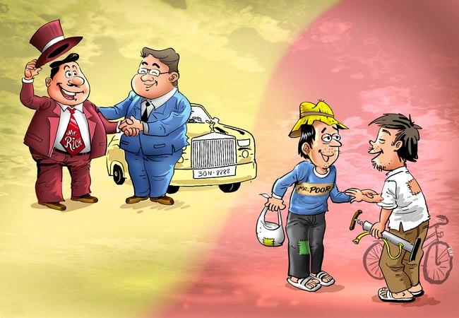 Người giàu muốn làm thật nhiều việc lớn, người nghèo nghĩ có quá nhiều việc lớn phải làm: 6 tư duy đúng đắn giúp bạn giàu có!