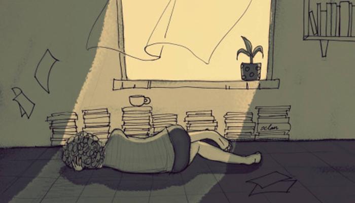 """Cuộc sống ngày càng khắc nghiệt, đôi khi chúng ta cũng nên cho bản thân một """"khoảng nghỉ"""""""