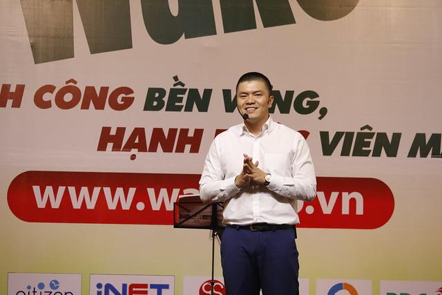 """Mr.Why Phạm Ngọc Anh: """"Người trẻ nên nhớ trước học cách giữ tiền, sau học cách kiếm tiền thì sự nghiệp mới bền lâu được"""""""