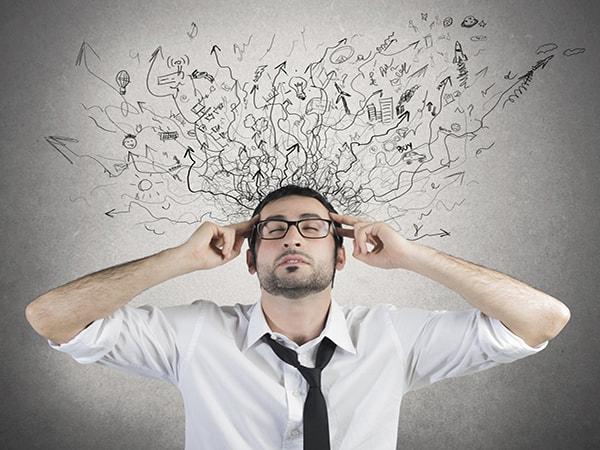 Các nguyên tắc cơ bản để loại bỏ sự lo lắng