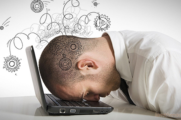 6 biện pháp giải tỏa căng thẳng trong công việc dành cho những ai bận rộn