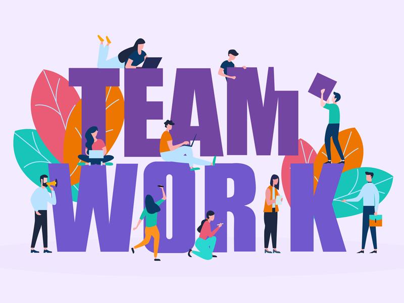 Để làm việc nhóm hiệu quả, bạn cần thay đổi thái độ làm việc vì mình hay vì đồng nghiệp