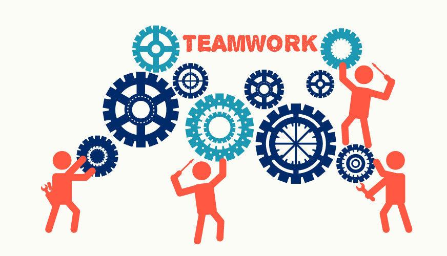 Làm việc nhóm là một kỹ năng quan trọng