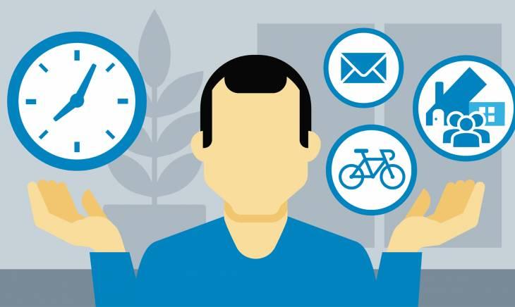 Quản lý thời gian là tìm cho mình một công cụ phù hợp