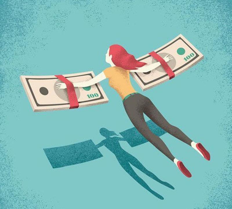Đứng trước ngưỡng tuổi 30, tại sao chúng ta cần nỗ lực làm việc và kiếm nhiều tiền
