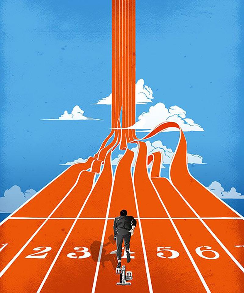 Tư duy của người có giá trị triệu đô: Rào cản trước mặt càng cao, ta càng phải cố vượt qua nó!